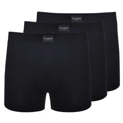 Black boxer briefs pack