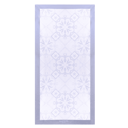 BEACH TOWEL GREY TILE