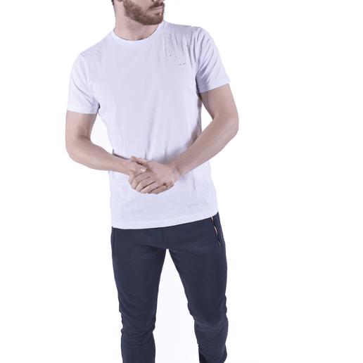 T-SHIRT WHITE STONE