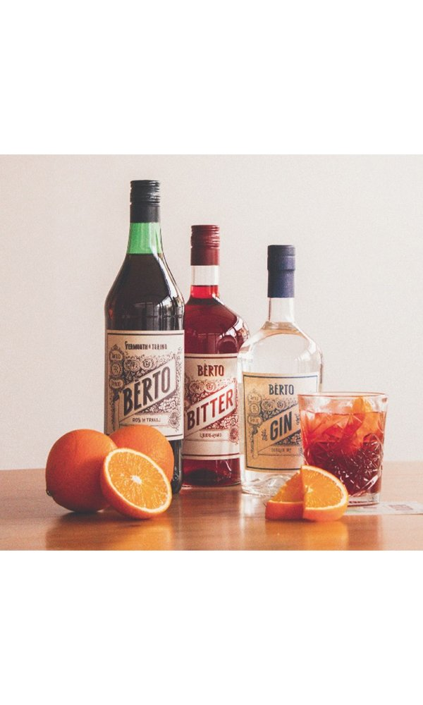 Negroni Cocktail (case of 3 - Mixed Spirits)