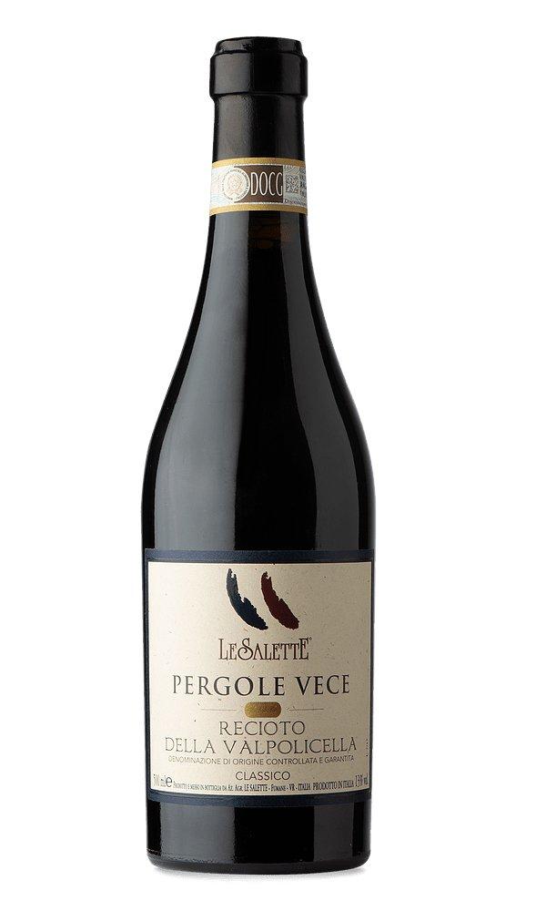 Recioto della Valpolicella Classico Le Pergole Vece by Le Salette (Italian Sweet Wine)
