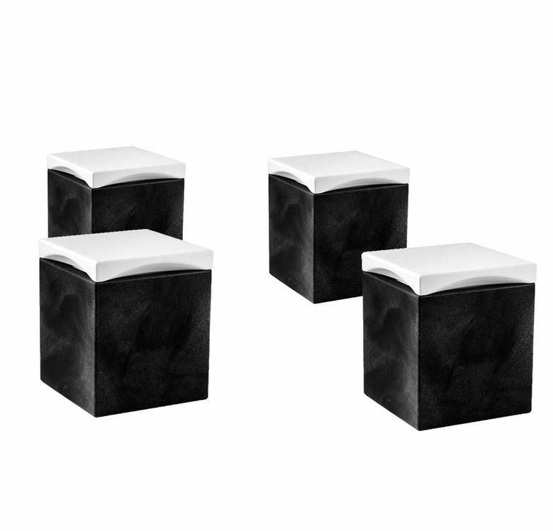 Tera Chair Happy Cush set 4 chairs 40 cm