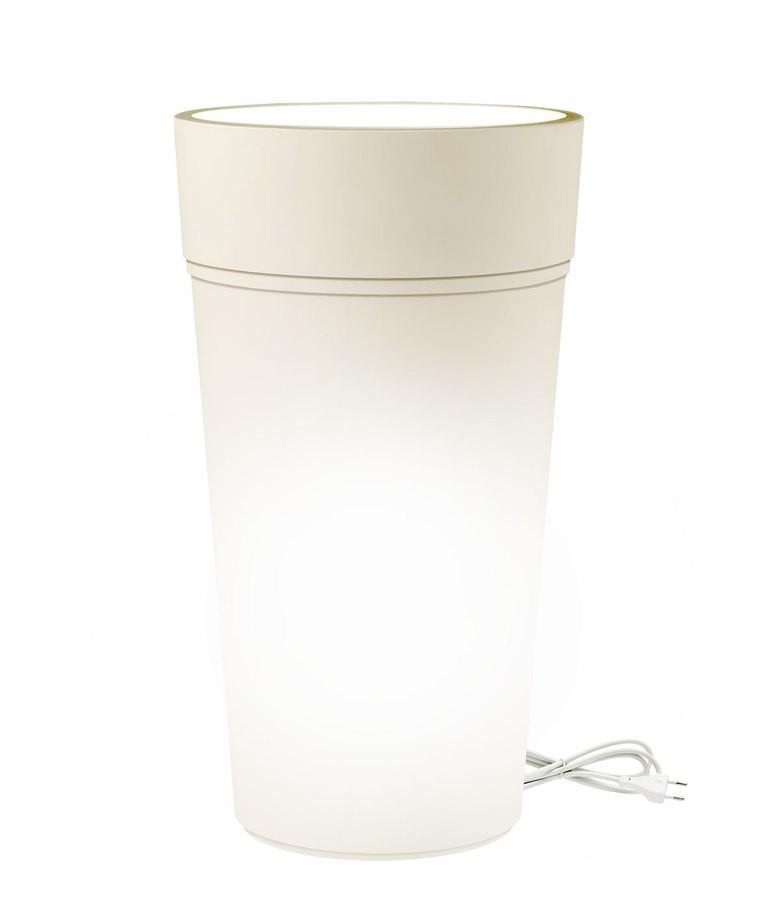 Teraplast Stem Luce 65 cm - White