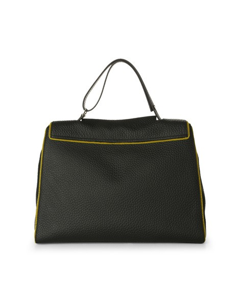 Orciani SOFT LINE LEATHER SVEVA BAG