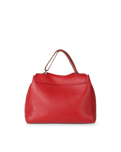 Orciani SOFT DOUBLE LEATHER SVEVA BAG