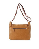 Orciani SOUL LEATHER CROSSBODY BAG