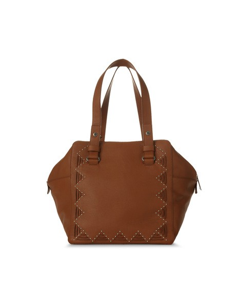 Orciani MONTANA LEATHER BAG