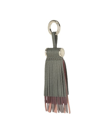 Orciani SOFT TRIO LEATHER CHARM