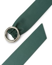 Orciani SOFT LEATHER SASH BELT