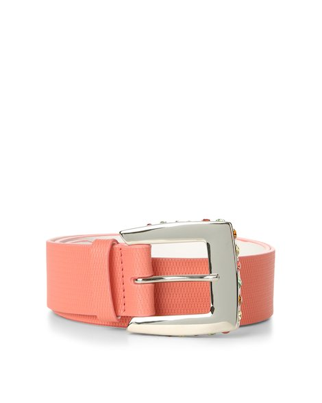 Orciani MUSTANG JEWEL LEATHER BELT
