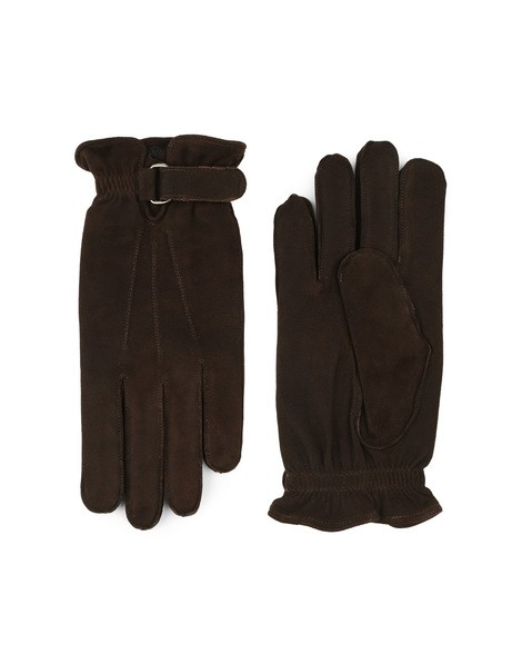 Orciani SHIVER SUEDE GLOVES