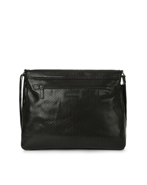 Orciani TERMICOL LEATHER SHOULDER BAG