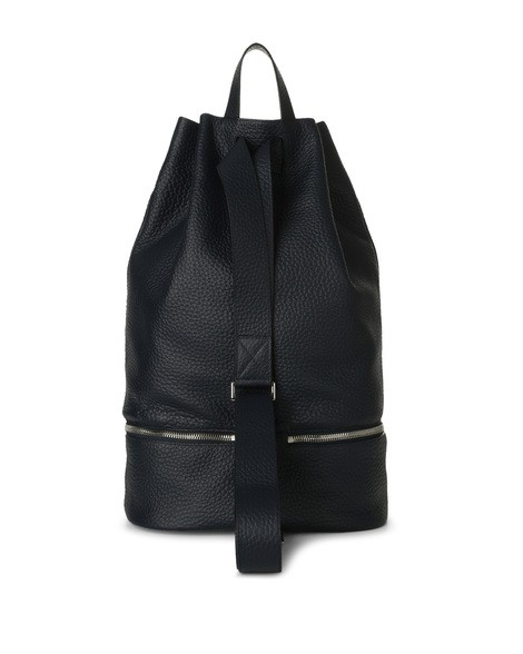 Orciani SOFT LEATHER BACKPACK