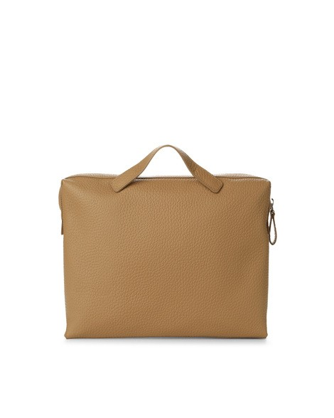 Orciani SOFT LEATHER BRIEFCASE