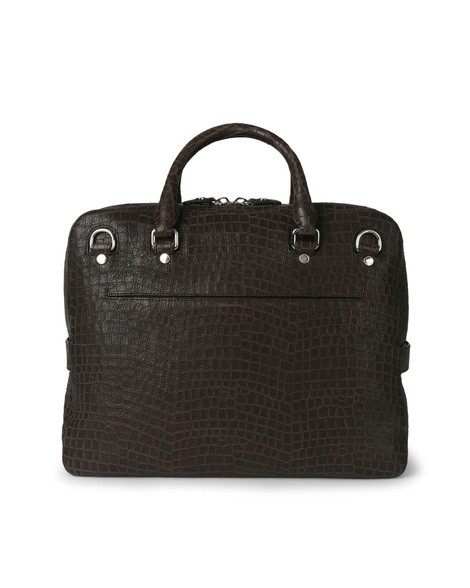 Orciani NEW CAYMAN LEATHER PROFESSIONAL BAG