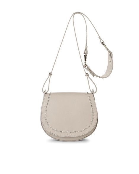 Orciani CHIFFON LEATHER MINI BAG
