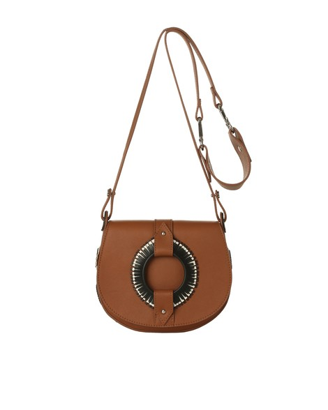 Orciani MONTANA LEATHER MINI BAG