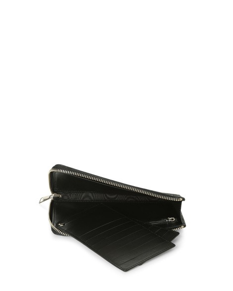 Orciani JUNGLE LEATHER WALLET