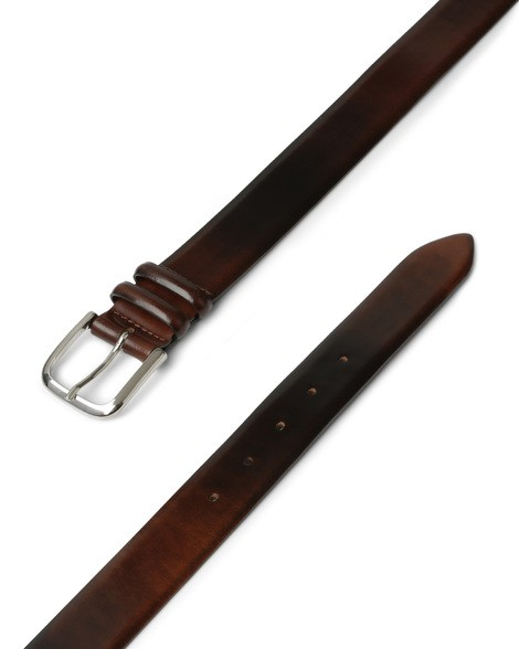 Orciani DROP CLASSIC LEATHER BELT