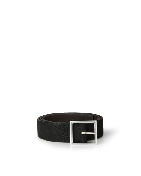 Orciani LONG BEACH DOUBLE REVERSIBLE LEATHER BELT