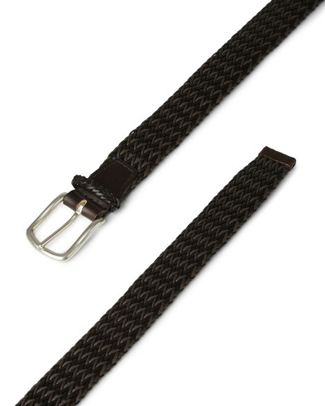 Orciani CUSP STRETCH LEATHER BELT