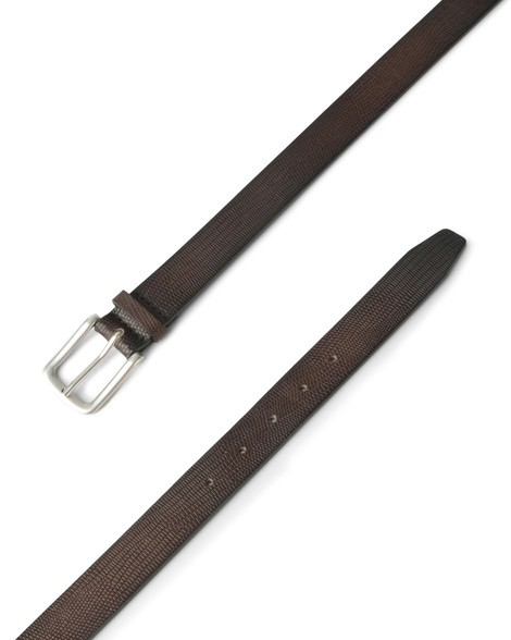 Orciani TEJUS CLASSIC LEATHER BELT