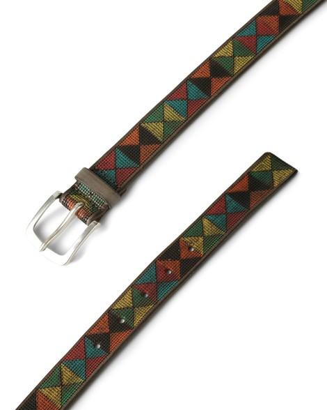 Orciani RABAT LEATHER BELT