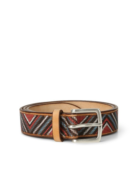 Orciani SIESTA LEATHER BELT