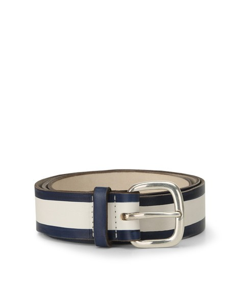 Orciani LINE LEATHER BELT