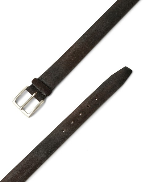 Orciani CLOUDY SUEDE BELT