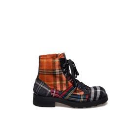 Frank<br />Desert boot multicolour patchwork
