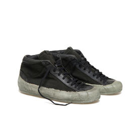 Sneaker tex/colla black