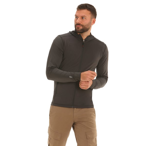 F48 men's jumper in comfortable and thin micro-fleece