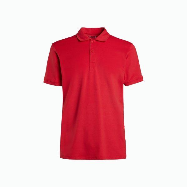 Paterson men's Polo Shirt in antibacterial nylon