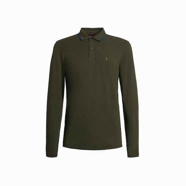 B2 men's polo shirt