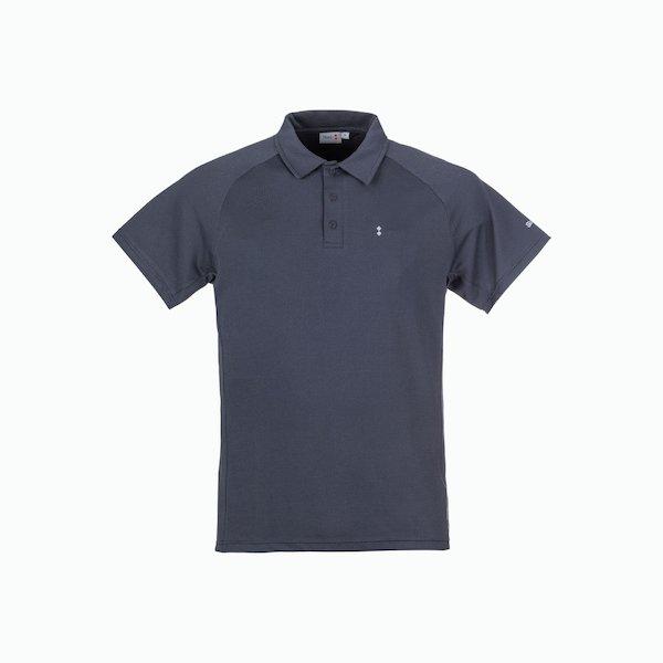 Men's Polo shirt C143 technique with honeycomb structure