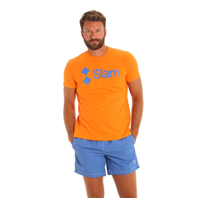 E175 men's swim briefs with drawstring waist - Palace Blue