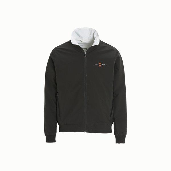 40 ° reversible nylon men's jacket