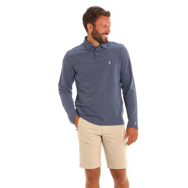 E138 men's Bermuda shorts with drawstring waist