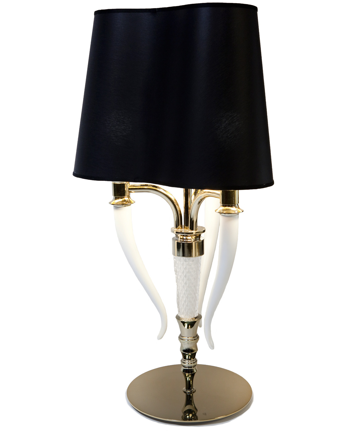 Visionnaire online shop table lamp lampshade in black silk visionnaire online shop table lamp lampshade in black silk inside gold aloadofball Image collections