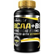 BIO BCAA+B6 200 tav