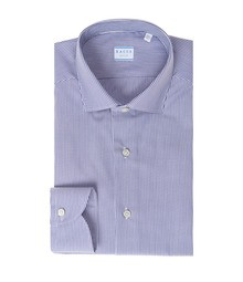Mod. WF558 Camicia uomo Collo Francese Tailor Custom