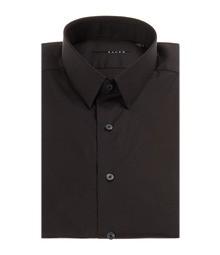 Model 661 Hemden Italienischen Kragen Slim