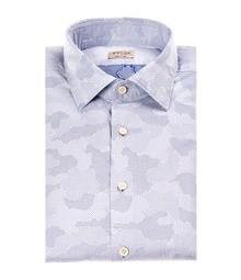 Model 719 Hemden Italienischen Kragen Tailor Custom