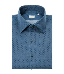 Style 719 Man shirt Italian Collar Tailor Custom
