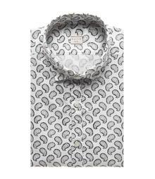 Modelo 908 Camisas Cuello Frances Slim
