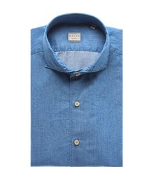 Style 916 Man shirt French Collar Slim