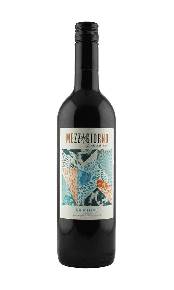 Primitivo Puglia IGT Mezzogiorno (Case of 6 - Italian Red Wine)