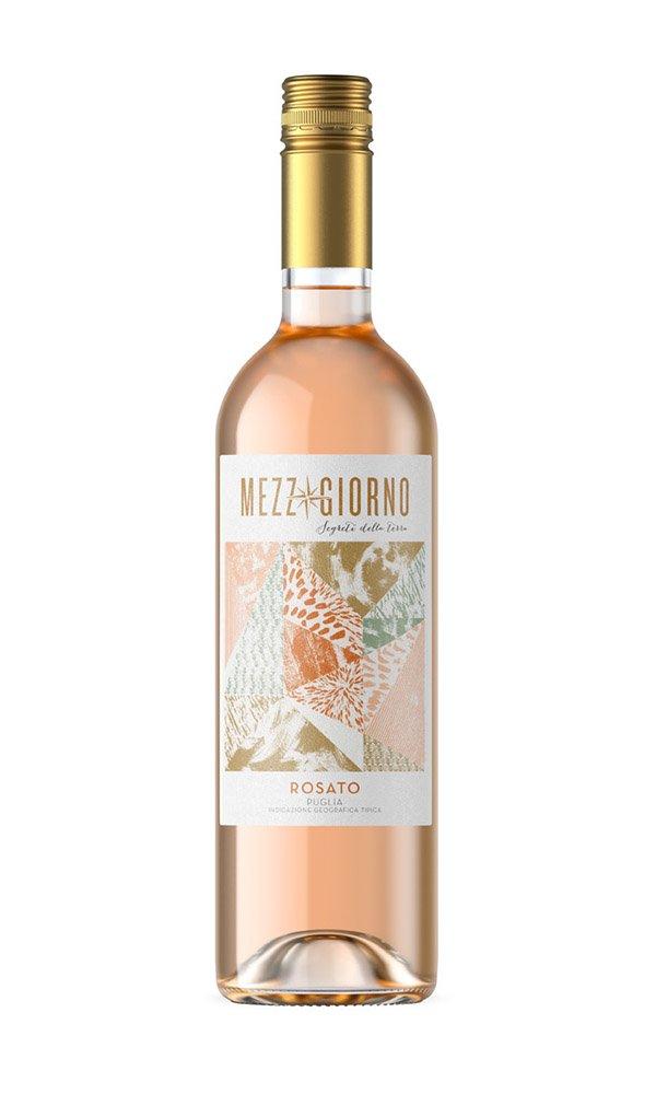 Rosato Puglia IGT Mezzogiorno (Case of 6 - Italian Rosè Wines)