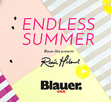 Blauer DESIGN WEEK'S EVENTS